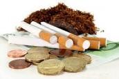 cigarette increase
