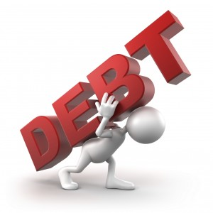 Debt increase