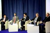 Veliaj gjate fjales ne konferencen e organizuar nga USAID