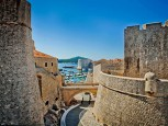 Città-fortificata-di-Dubrovnik-in-Croatia