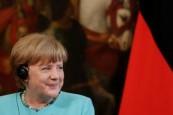 Angela Merkel Roma 05-05-2016 Palazzo Chigi. Il Premier italiano incontra la Cancelliera tedesca. Italian premier meets the Deutch Cancellor. Photo Samantha Zucchi Insidefoto