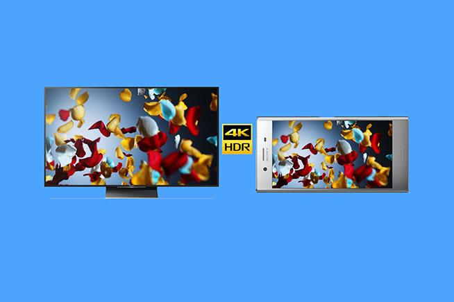 2. 4k-hdr ekrani