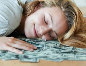 making money while you sleep