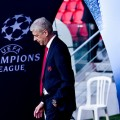 Arsene Wenger (Arsenal) - entraineur Parigi 13-09-2016  Paris Saint Germain - Arsenal  Champions League 2016/2017  Foto Panoramic/Insidefoto