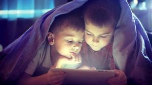 Femije me tablet