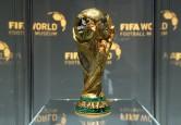 28-02-2016 Zurigo  Football FIFA; The FIFA World Cup trophy is displayed in the new FIFA museum (Steffen Schmidt/freshfocus/Insidefoto)