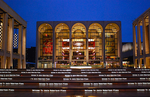 Metropolitan Opera Nju Jork