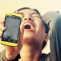 Smartphone i thyer