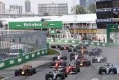 F1 - 2017 Kanada
