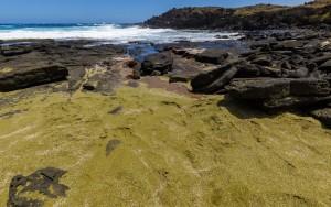Papakolea Beach - Hawaii Island, Hawaii