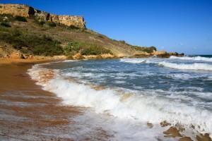 San Blas Beach - Gozo, Malta