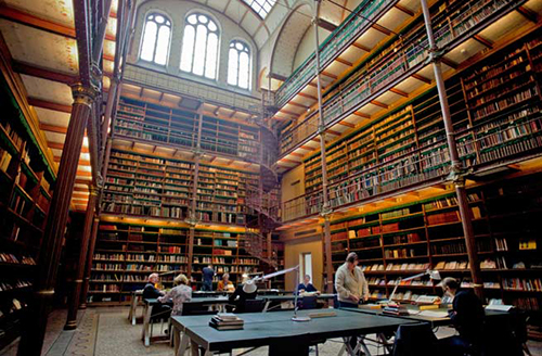 Rijksmuseum Research Library, Amsterdam