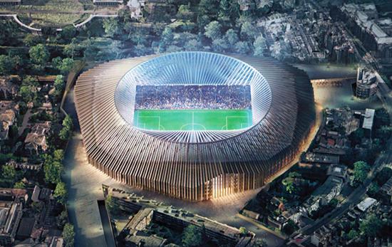 Chelsea Stadiumi 2