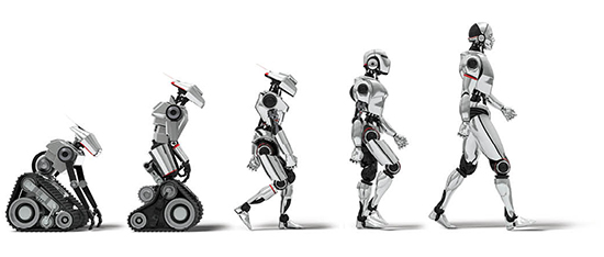 RobotEvolution
