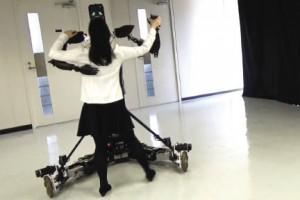 Roboti qe te meson te kersesh 791