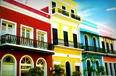 San Juan shtepi