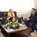 Ambasadorja e Gjermanise ne Kosove
