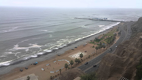 Playa Redondo Lime
