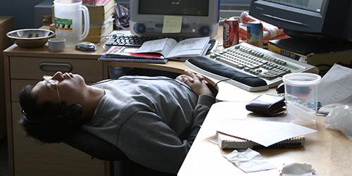 Punonjes i lodhur