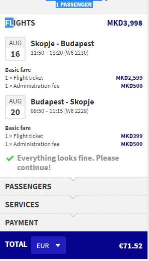 Shkup-Budapest