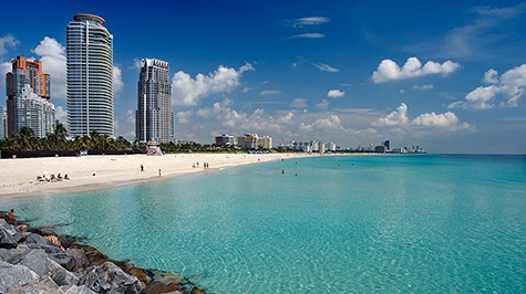 South Beach Majami