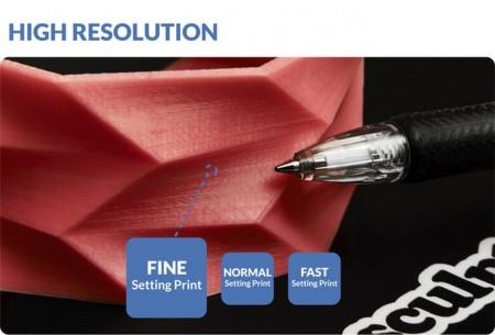 Foto 3 - Rezolucioni dhe parametrat