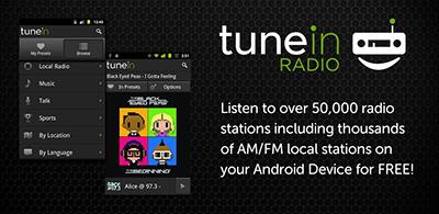 TuneIn-Radio-android-app